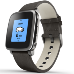 Pebble Time Steel specification